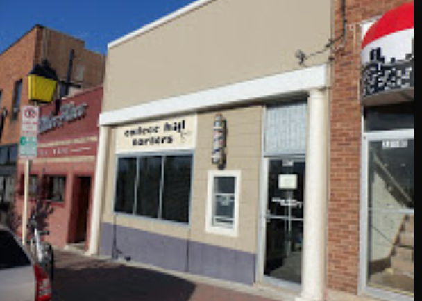 College Hill Barber Shop: 2216 College St, Cedar Falls, IA