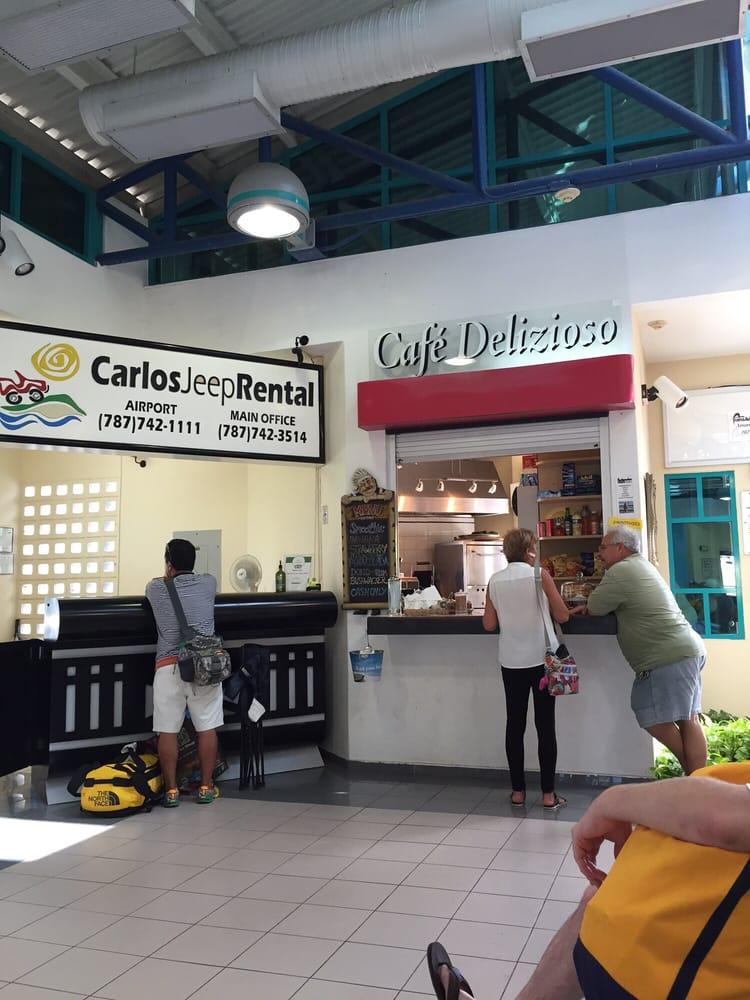 Café Delizioso: Puerto Rico 251, Culebra, PR