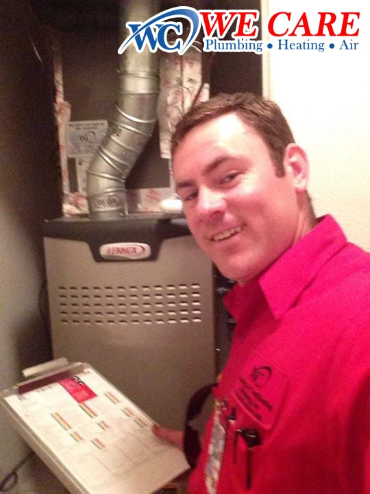 We Care Plumbing Heating Air and Solar - 58 Photos & 253 ...