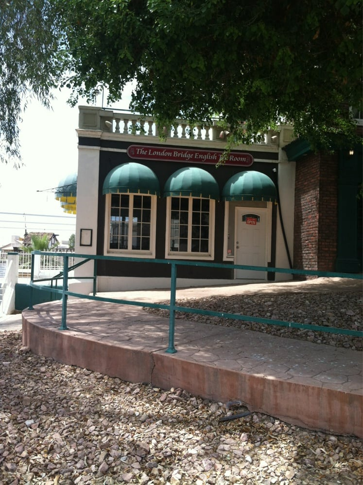 Lake Havasu Tea Room