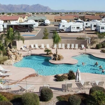 Photo Of Meridian RV Resort