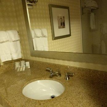 Photo Of Hilton Garden Inn Greenville   Greenville, SC, United States.  Generous Sink