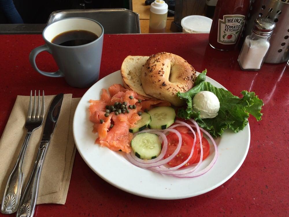 Bagel Cafe San Francisco