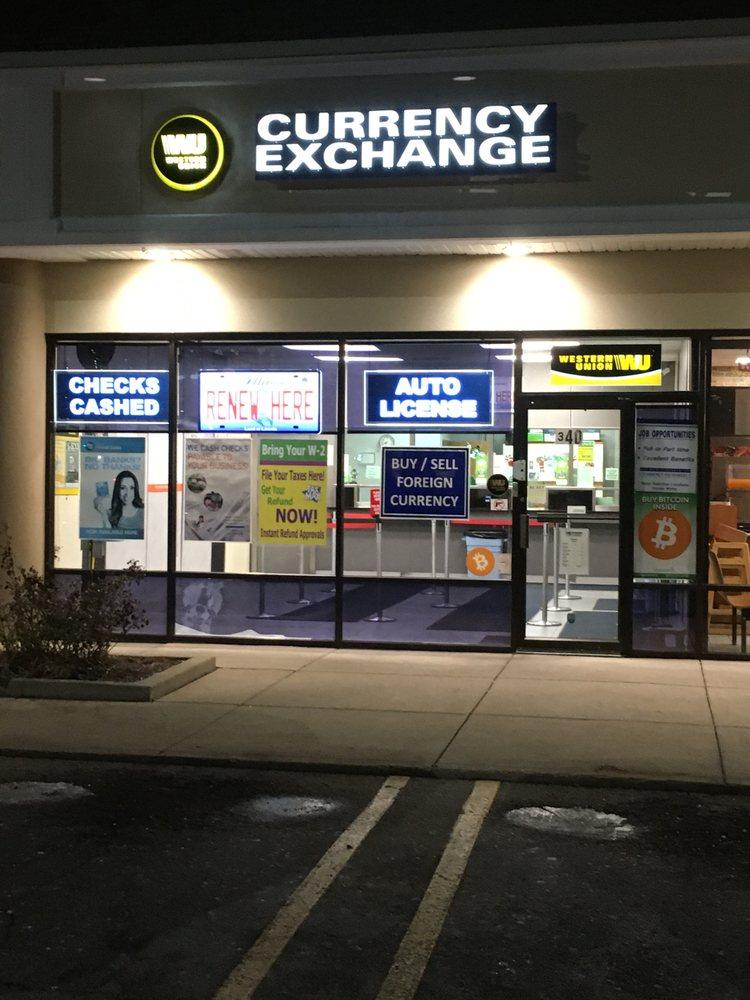 New Oswego Currency Exchange