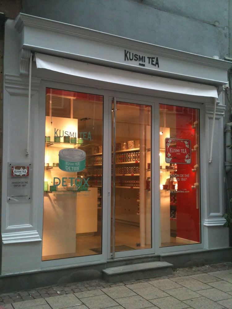 kusmi tea coffee shop 29 rue hallebardes stra burg bas rhin frankreich telefonnummer yelp. Black Bedroom Furniture Sets. Home Design Ideas