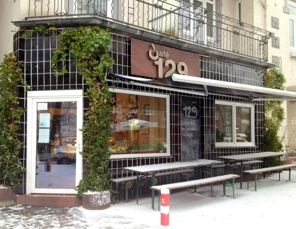 caf 129 b ckerei eimsb tteler str 129 altona nord hamburg beitr ge zu restaurants. Black Bedroom Furniture Sets. Home Design Ideas