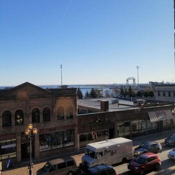Photo Of Sheraton Duluth Hotel Mn United States View From Our