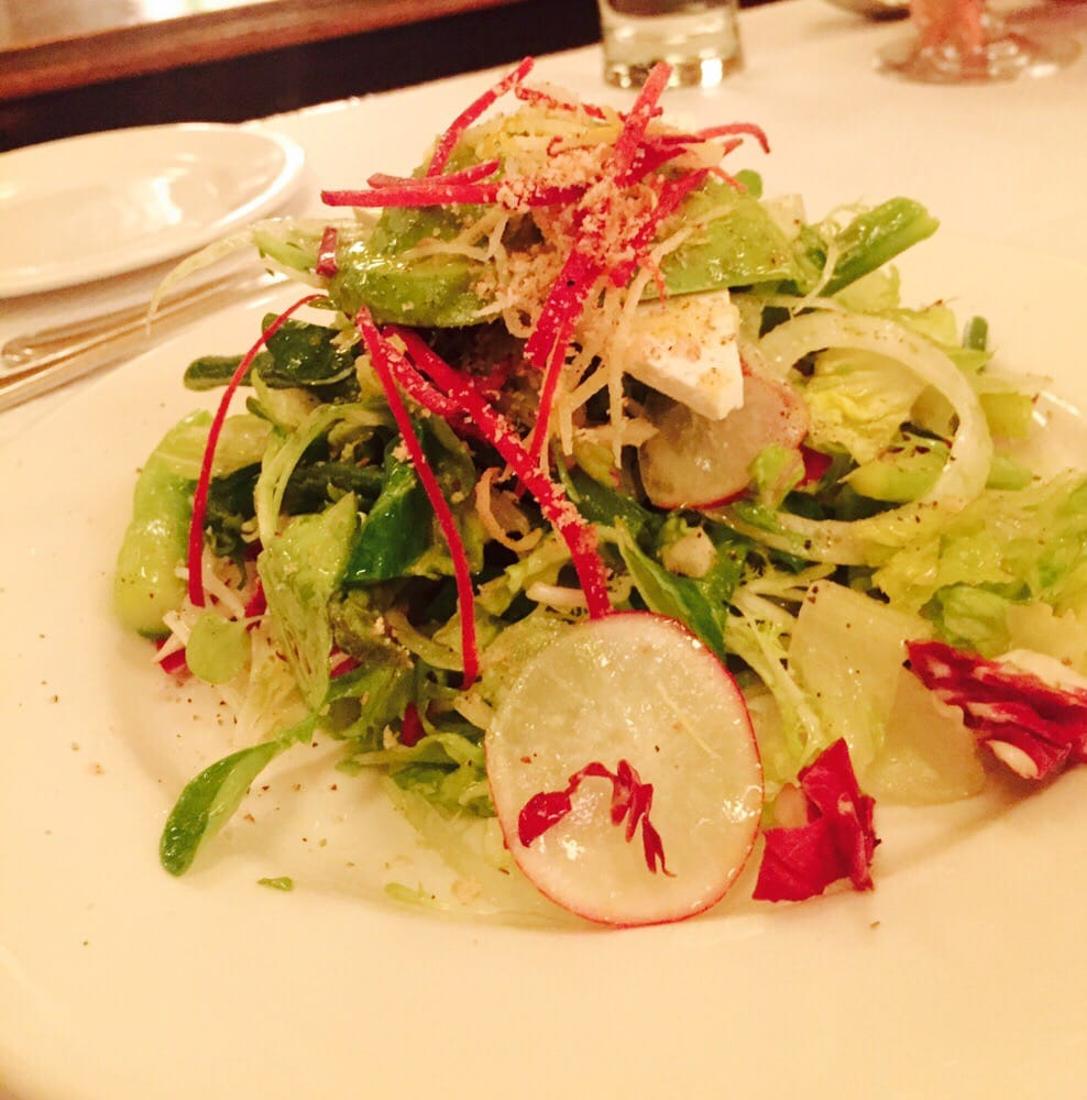 Balthazar Salad Recipe — Dishmaps