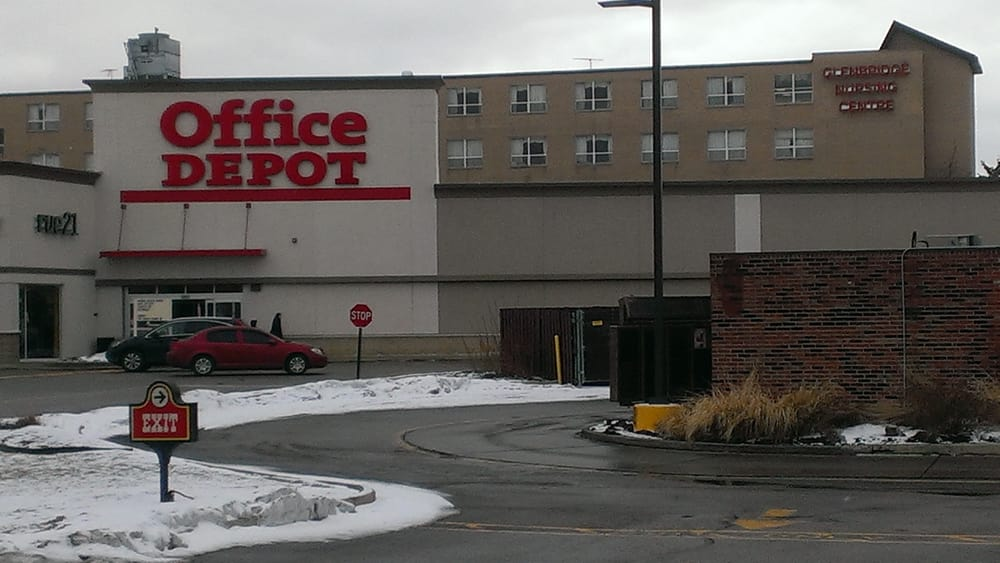Office depot office equipment 8331 w golf rd niles il phone number yelp - Office depot store near me ...