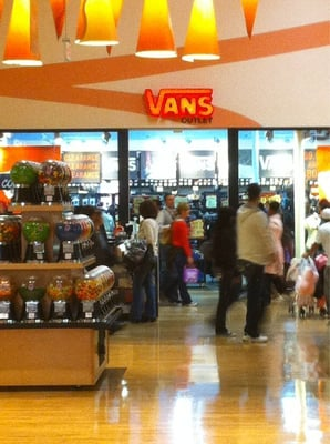 Photo For Vans Outlet