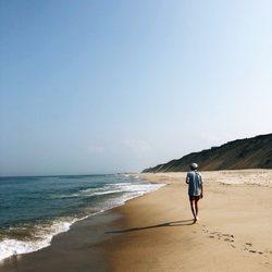 Photo Of Cahoon Hollow Beach Wellfleet Ma United States