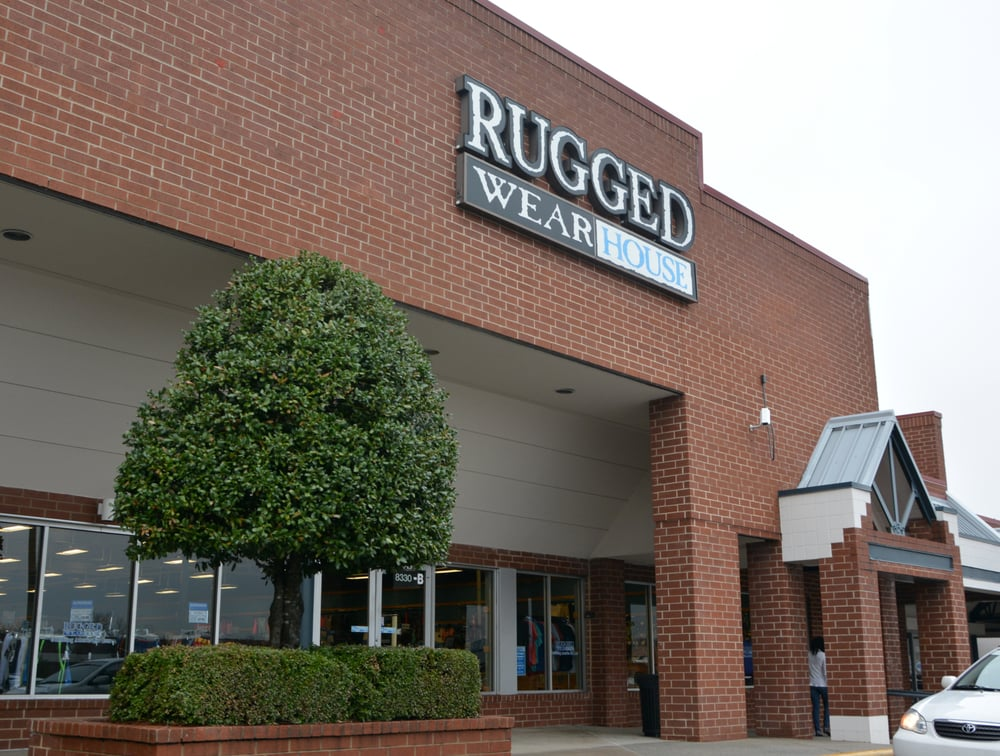 Rugged Wearhouse   Discount Store   8330 Pineville Matthews Rd, Charlotte,  NC   Yelp