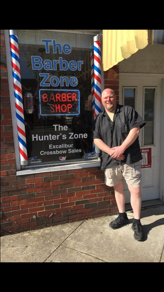 The Barber Zone: 215A 6th Ave, Saint Albans, WV