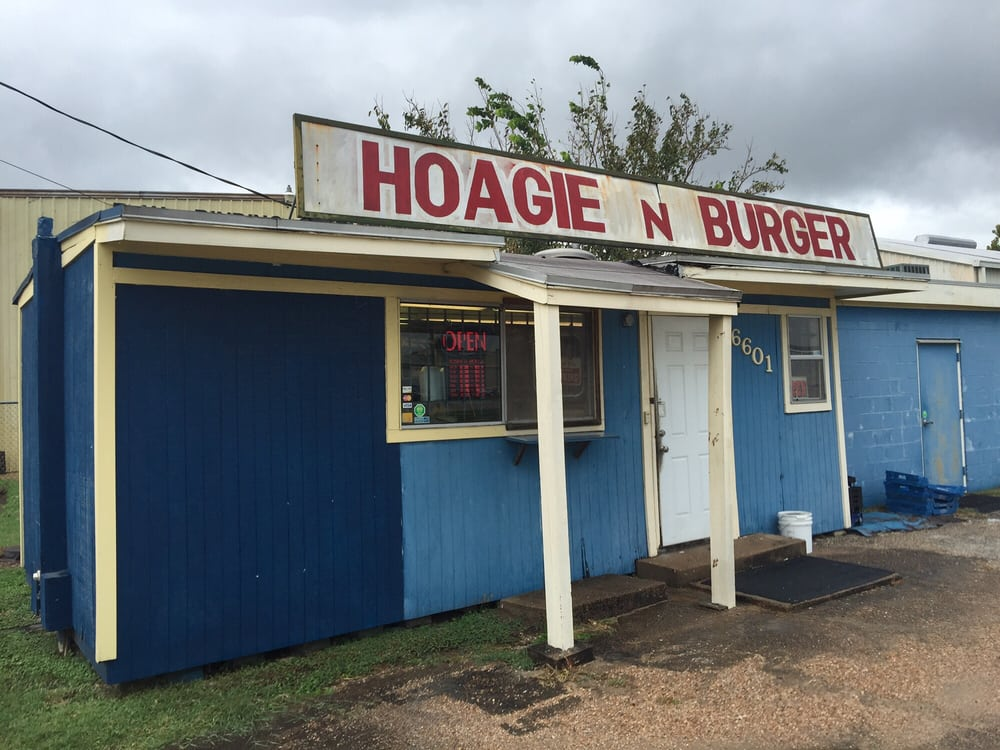 Hoagie N Burger: 6601 Dixie Dr, Houston, TX