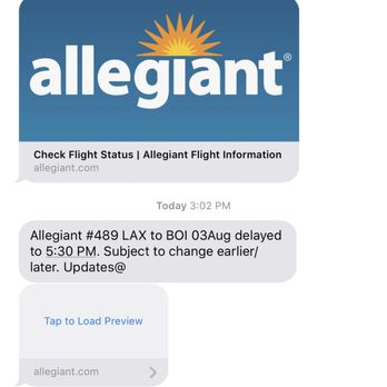 Allegiant Air Photos Reviews Airlines World Way - Flights from lax to eugene oregon