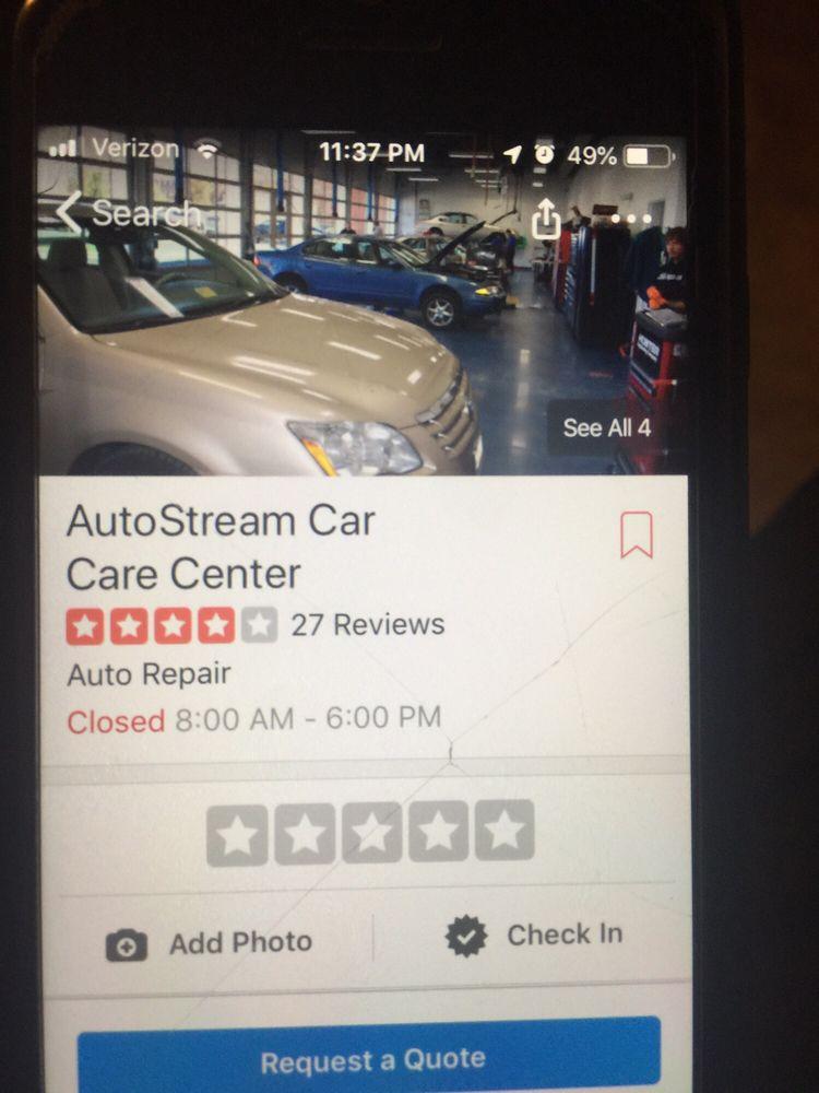 AutoStream Car Care Center: 12051 Snowden Farm Pkwy, Clarksburg, MD