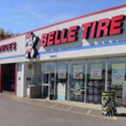 Belle Tire Prices >> Belle Tire Tires 28501 Dequindre Rd Madison Heights Mi Phone