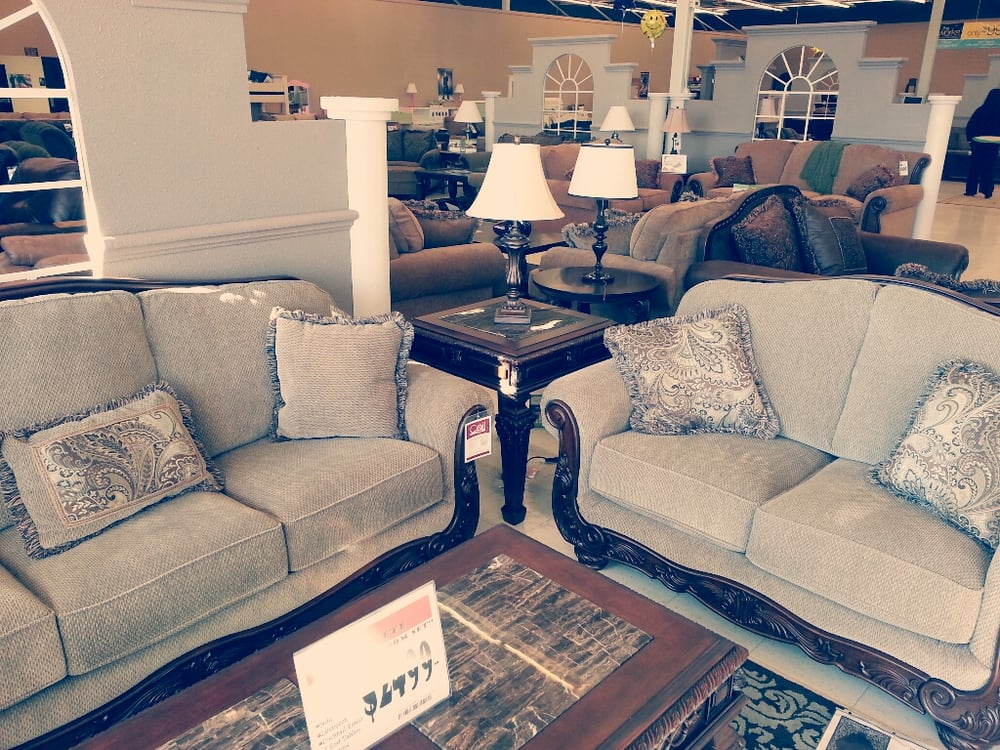 Ashley Furniture HomeStore Outlet   Furniture Stores   520 E Chestnut St,  Junction City, KS   Phone Number   Yelp