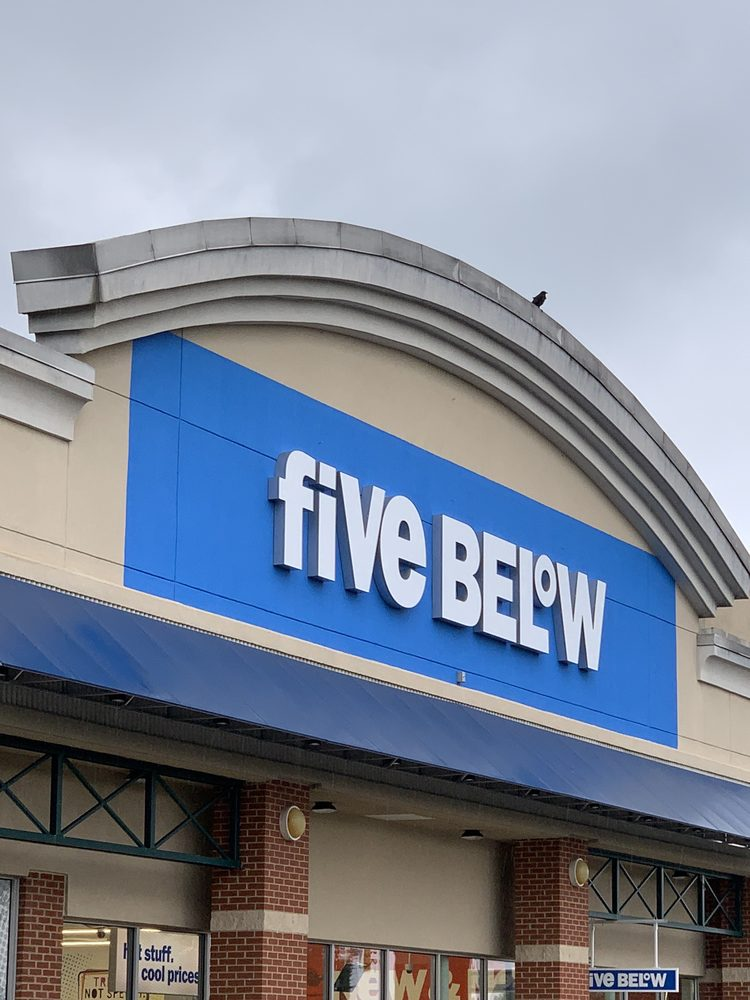 Five Below: 5857-A Leesburg Pike, Falls Church, VA