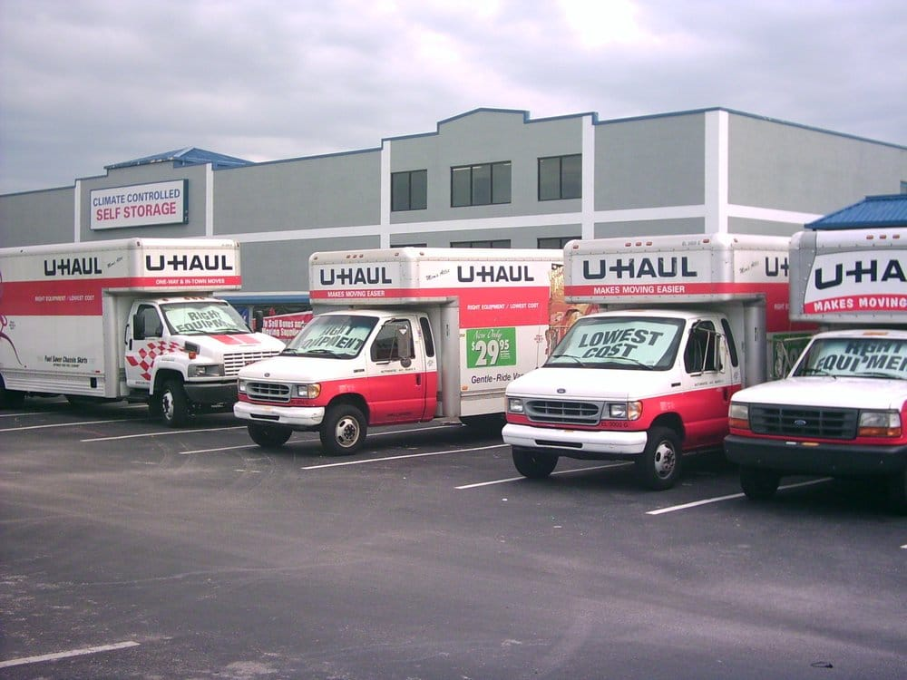United Stor-All Self Storage
