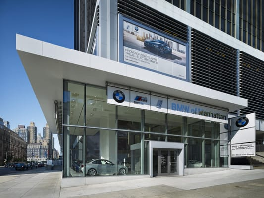 Manhattan Car Dealerships >> Bmw Of Manhattan 555 W 57th St New York Ny Motorcycle Dealers