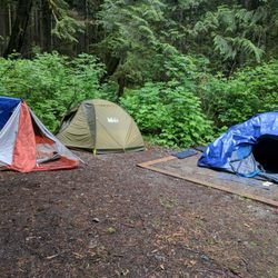 Photo of Wallace Falls State Park - Gold Bar WA United States. Tent ... : wallace tents - memphite.com