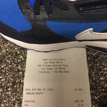 Nike Factory Store Photos Reviews Sports Wear S - Free standard invoice template nike factory outlet store online