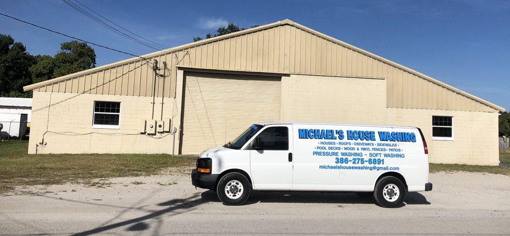 Michaels House Washing: DeLand, FL