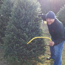 Photo Of Feezers Christmas Tree Farm   Marriottsville, MD, United States.  Our North