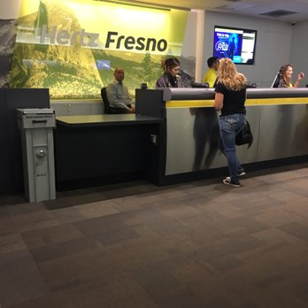 Fresno Car Rental Hertz