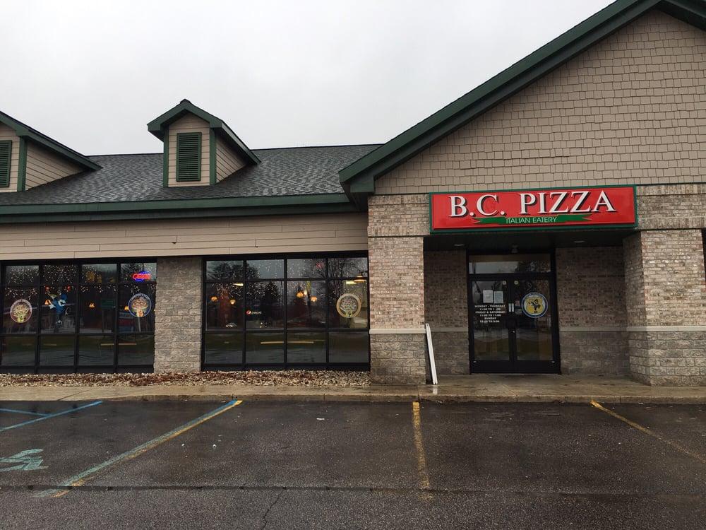 B.C. Pizza: 45 N Morey Rd, Lake City, MI