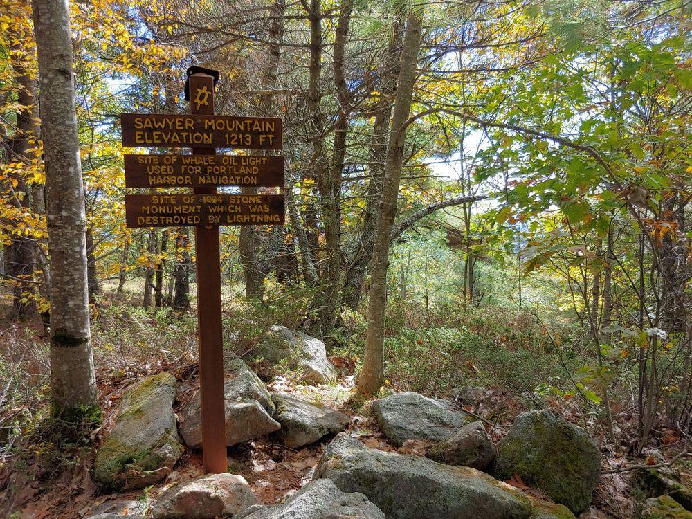 Sawyer Mountain Highlands: 1188 Cape Rd, Limington, ME
