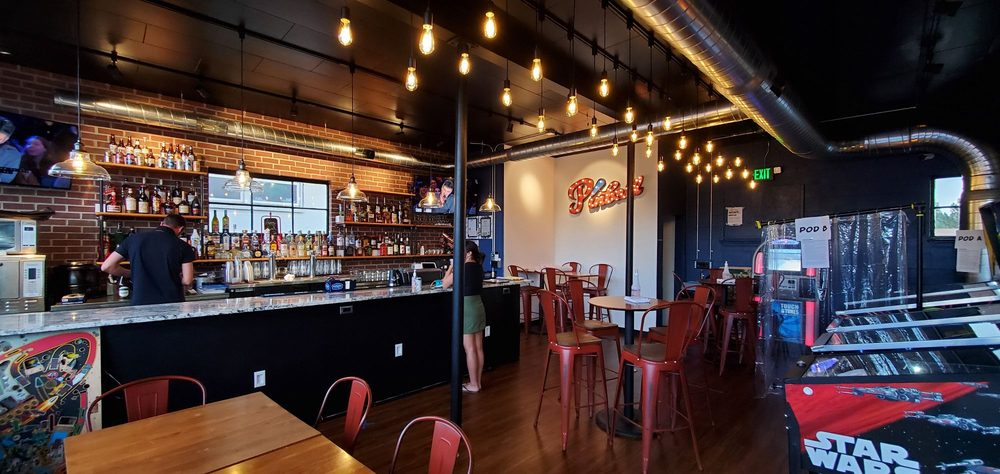 Colorado Pinball Pub: 6209 S Santa Fe Dr, Littleton, CO