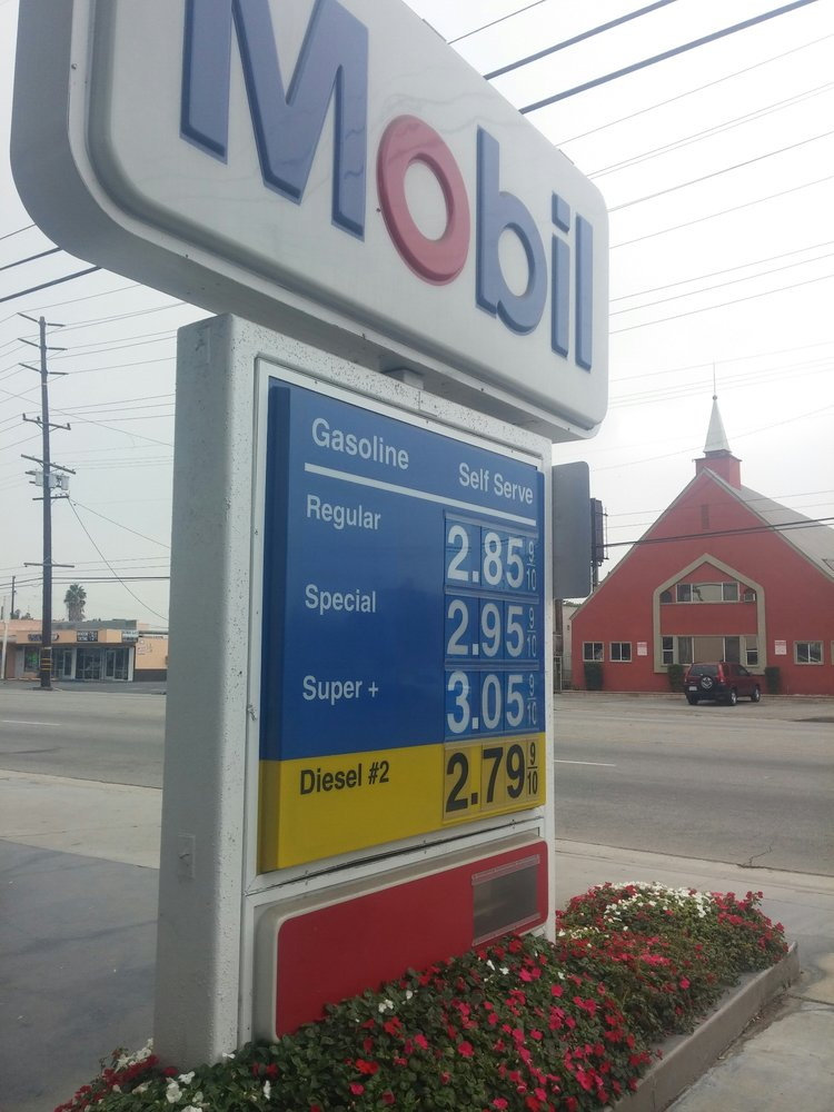 Exxon Mobil Gas Station - Gas Stations - 4732 Peck Rd, El Monte, CA ...