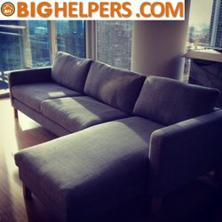 Beautiful Photo Of Big Helpers Furniture Assembly   Chicago, IL, United States. IKEA  Sofa