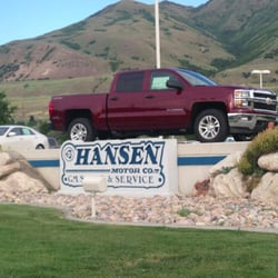 hansen motor company bilreparation 1175 s commerce way