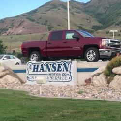 Hansen motor company bilreparation 1175 s commerce way for Hansen motors brigham city