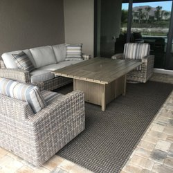 Photo Of Zing Patio Furniture   Naples, FL, United States. Esplanade  Homeowner Justin