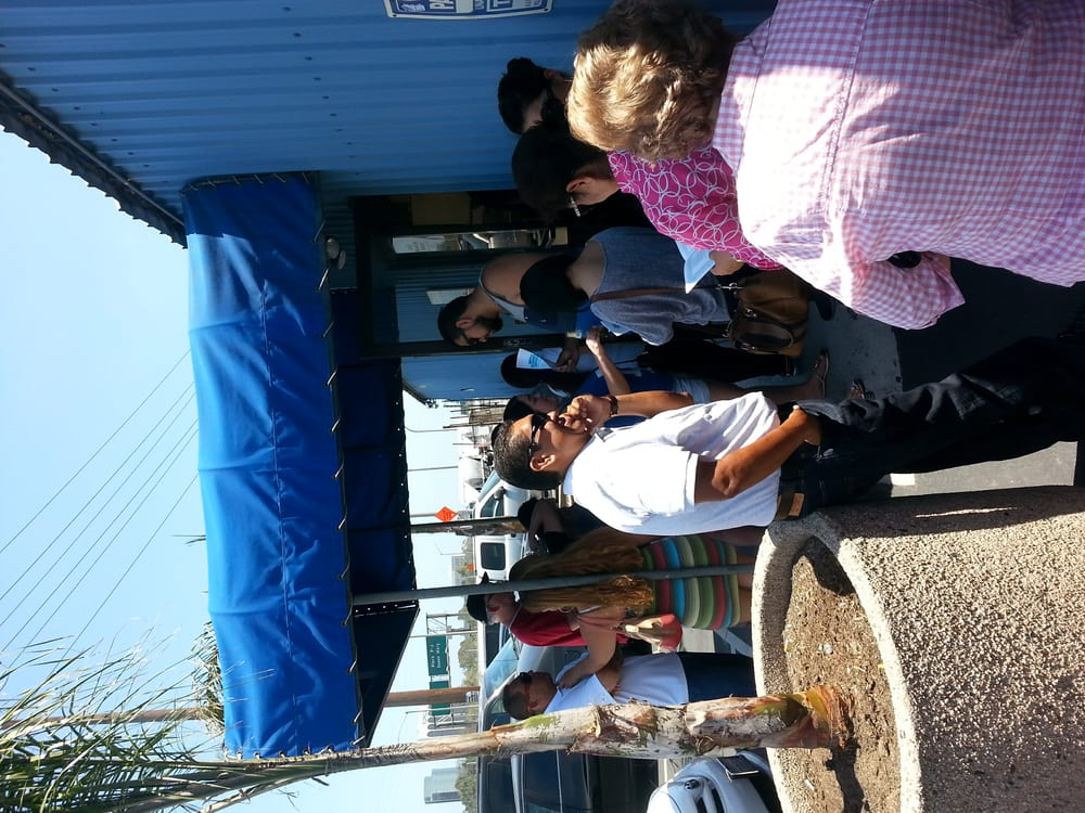 Long line on father 39 s day a k a my birthday yelp for Long beach fish market