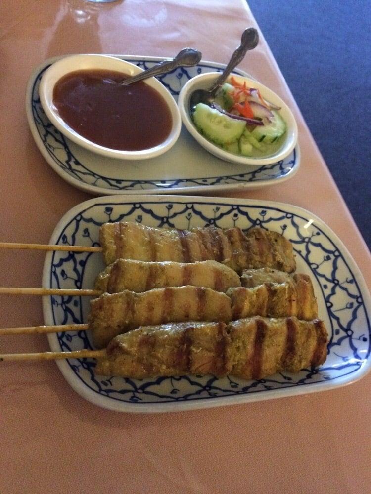 Thai Kitchen Hanford Ca Menu