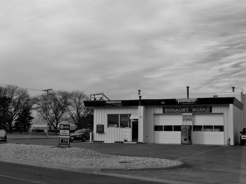 The Exhaust Works: 1157 S Lake St, Montgomery, IL