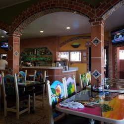 Photo Of Taqueria La Hacienda Sonoma Ca United States Inside Seating Area