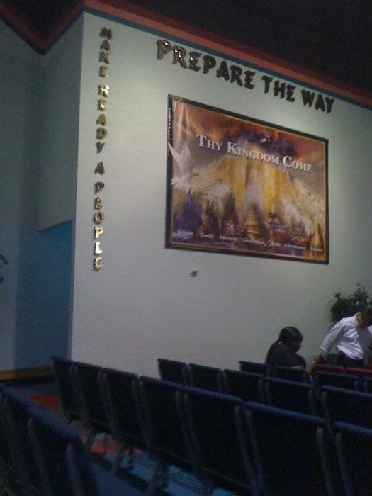 Vision Church At Christian International Santa Rosa Beach Fl