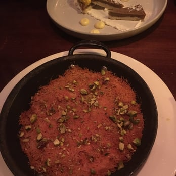 Photo Of Saffron Restaurant Lounge Minneapolis Mn United States Shredded Phyllo