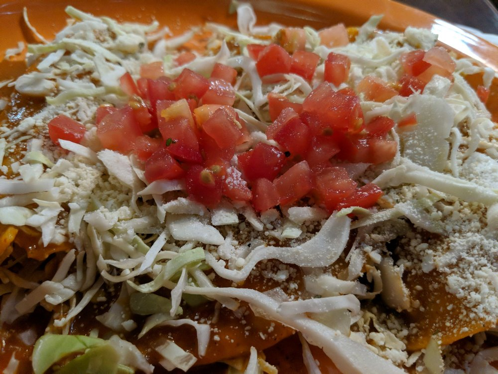 El Ranchito Mexican Restaurant: 1319 1st Ave, Zillah, WA