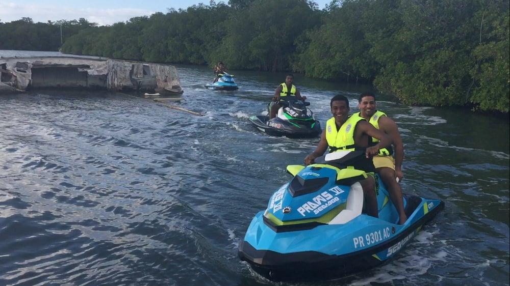 Puerto Rico Adventure Water Sports: Playa de Boquerón, Cabo Rojo, PR