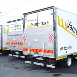 d59569c72e Murphys Van and Truck Hire - 17 Fotos - Autovermietung - Naas Road ...