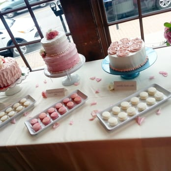 Photo Of The Sweet Praxis   Syracuse, NY, United States. Cakes And Macarons