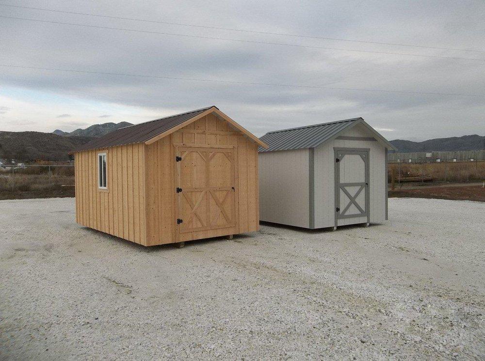 Alpine Shed Company: 130C Clarkson Mill Rd, Tonasket, WA