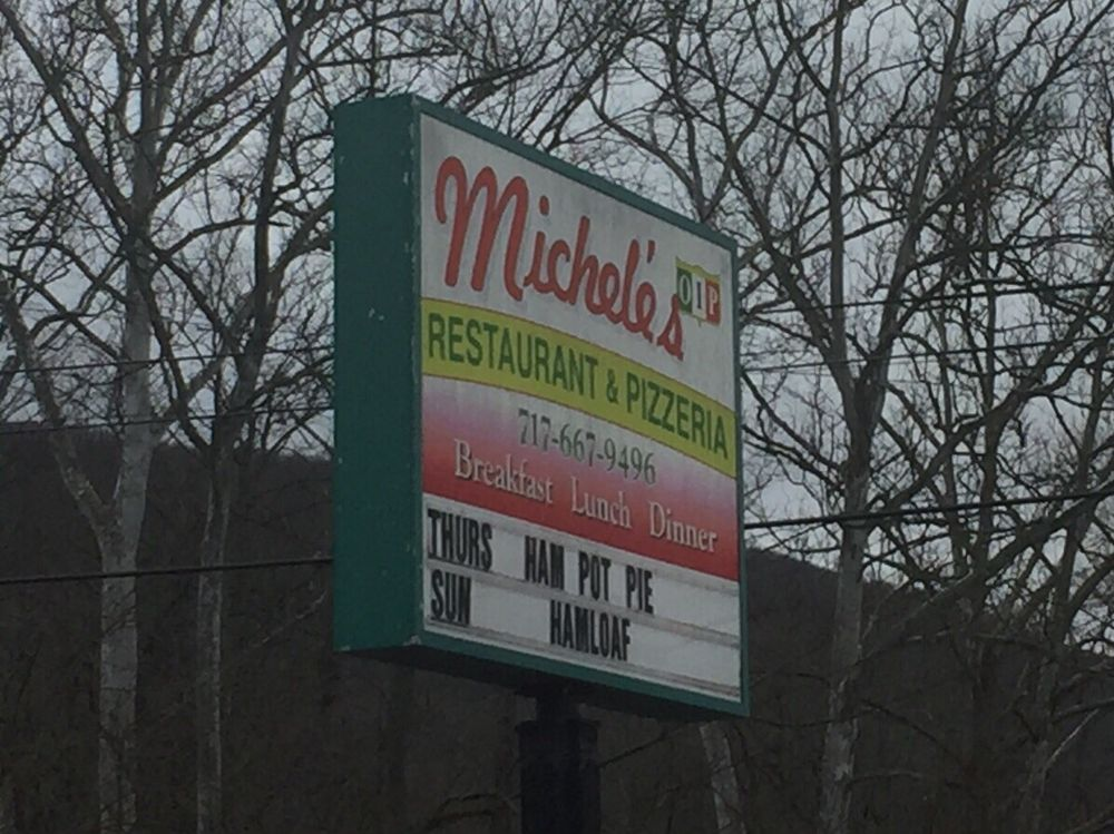 Michele's OIP: 100 S Main St, Reedsville, PA